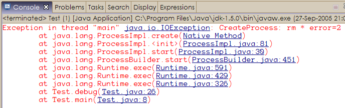 Writing malicious code in Java - Incompleteness